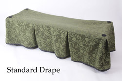 Church Truck Drape Bristol Olive