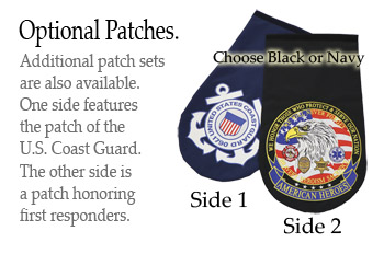 Patch for VersoTable: Coast Guard and First Responders