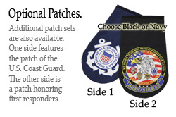 Patch for VersoTable: Coast Guard and First Reponders