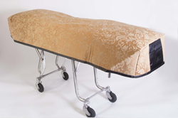 Cot Cover Bristol Gold