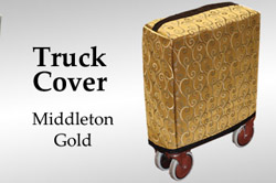 Truck Cover Middleton Gold