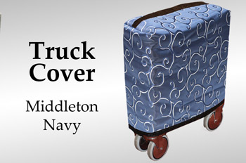 Truck Cover Middleton Navy