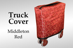 Truck Cover Middleton Red