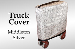Truck Cover Middleton Silver