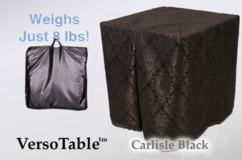 VersoTable Carlisle Black