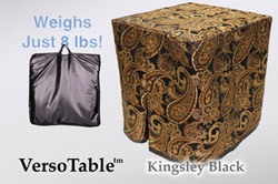 VersoTable Kingsley Black