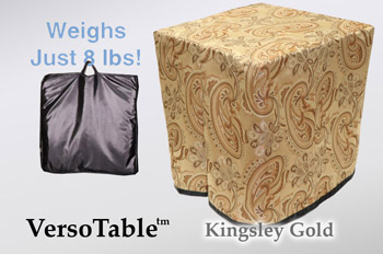 VersoTable Kingsley Gold