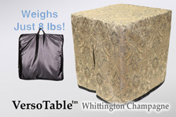 VersoTable Whittington Champagne