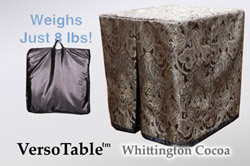 VersoTable Whittington Cocoa